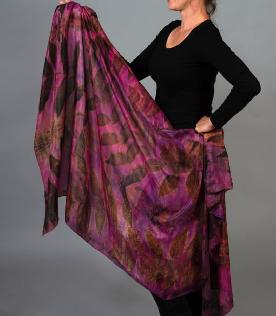 Home page eco scarf picture